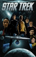 Книга Star Trek. Том 1