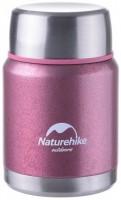 Термос для пищи NatureHike 350 мл, red (NH60A070-B)