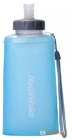 Купить Фляга NatureHike 'Soft bottle' 0, 75л blue&grey (NH61A065-B)