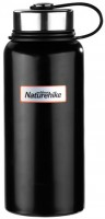 Термос NatureHike 900 мл, black (NH60A060-B)