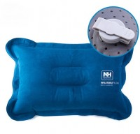 Надувная подушка NatureHike 'Comfortable Pillow' visa blue (NH15A001-L)