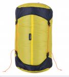 Компрессионный мешок NatureHike UL-Ultralight XL, yellow/black (NH16S668-XL)