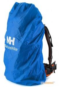 Накидка на рюкзак NatureHike S (20-30 л) blue (NH15Y001-Z)
