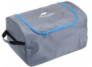 Дорожный баул NatureHike 'Equipment Storage' 90 л, gray (NH16B001-B)