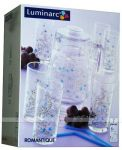 Набор для напитков Luminarc 'Aime Romantique' 7пр. (C0828)
