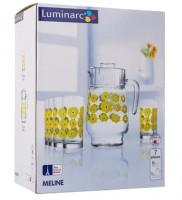 Набор для напитков Luminarc 'Amsterdam Meline' 7пр. (N0826)