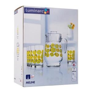 Набор для напитков Luminarc 'Meline' 7пр. (L2419)