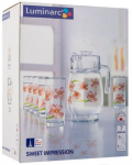 Набор для напитков Luminarc 'Sweet Impression' 7пр. (N0828)