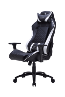 кресло Геймерское кресло Tesoro Zone Balance Black/White (TS-F710-WH)