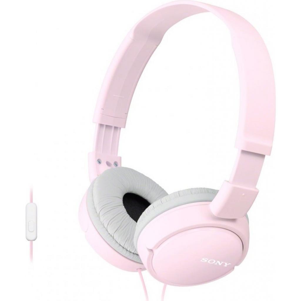 Наушники Sony MDR-ZX110AP Pink (MDRZX110APP.CE7)  - купить со скидкой