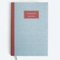 Блокнот Write-and-Draw. Blue stripes (AA-0002509)