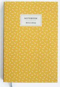 Блокнот Write-and-Draw. Stripes (AA-0002539)