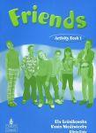 Книга Friends 1 Activity Book