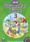 Книга New Grammar Time 3 Students Book+ CD