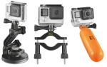 Набор Trust Action Cam Multipack (16665)