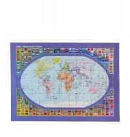 Пазли. Світ. Політична карта