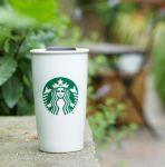 Подарок Чашка Starbucks Double Wall Ceramic Traveler, 355 мл (11050542)