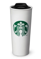Подарок Чашка Starbucks Double Wall Traveler Mug - Siren 473 мл (11043702)