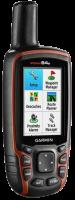 GPS-навигатор спортивный Garmin GPSMAP 64s НавЛюкс Топо (010-01199-10 N)