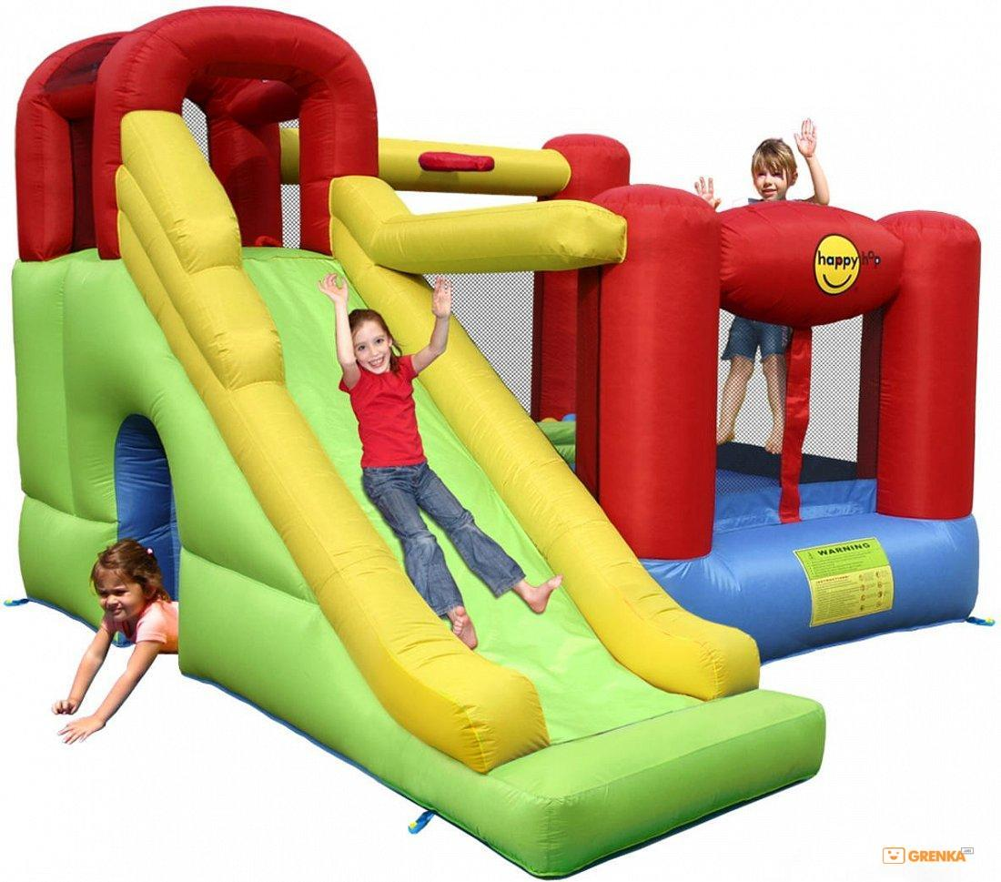 Купить Игровой центр '6 в 1' Happy Hop