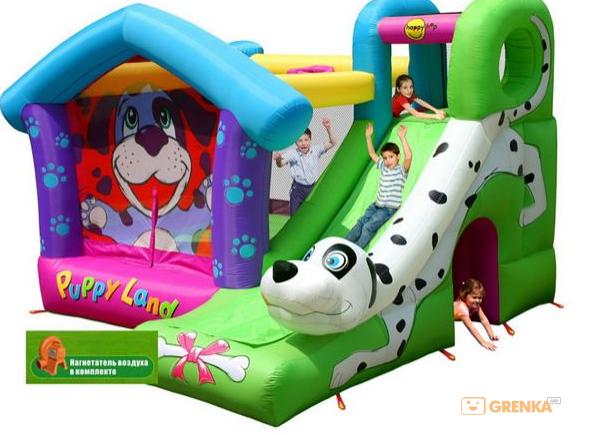 Купить Игровой центр 'Далматинец' Happy Hop