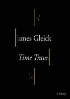 Книга Путешествия во времени. История