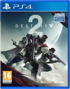 игра Destiny 2 PS4