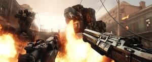 скриншот Ключ для Wolfenstein 2: The New Colossus #5