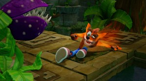 скриншот Crash Bandicoot N. Sane Trilogy PS4 #5