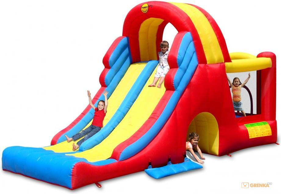 Купить Игровой центр 'Мега-горка' Happy Hop