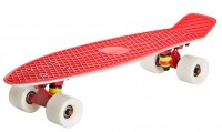 Детский скейт UFT PB-003 Penny Board Red Berry