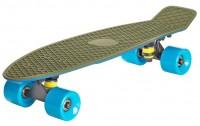 Детский скейт UFT PB-004 Penny Board Olive