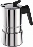 Гейзерная кофеварка для всех видов плит ТМ Pedrini 'Acciaio' (02CF038)