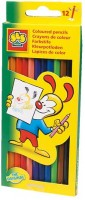 Набор цветных карандашей SES 12 цветов (0224S)