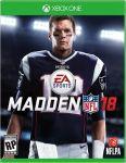 игра Madden NFL 18 Xbox One