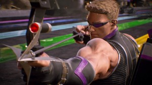 скриншот Marvel vs. Capcom: InfinitePS4 #4