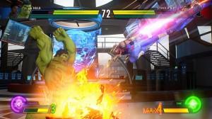 скриншот Marvel vs. Capcom: InfinitePS4 #7