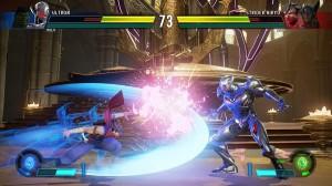 скриншот Marvel vs. Capcom: InfinitePS4 #9