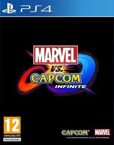 скриншот Marvel vs. Capcom: InfinitePS4 #3