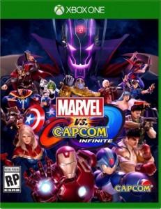 игра Marvel vs. Capcom: InfiniteXbox One