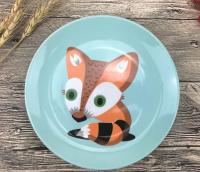 Детская тарелка Fox