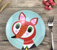 Детская тарелка Mister Fox
