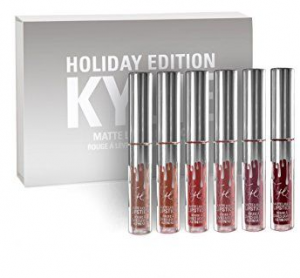Подарок Набор Матовых Помад KYLIE Jenner Holiday Edition