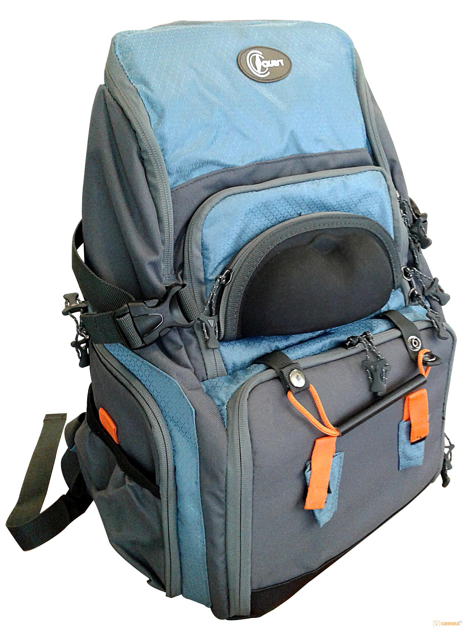 Рюкзак Ranger bag 5 ( с чехлом для очков) (RA 8804)  - купить со скидкой