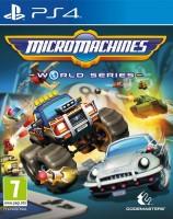 игра Micro Machines World SeriesPS4