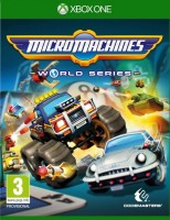 игра Micro Machines World Series Xbox One