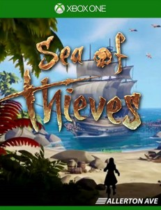 игра Sea of Thieves Xbox One