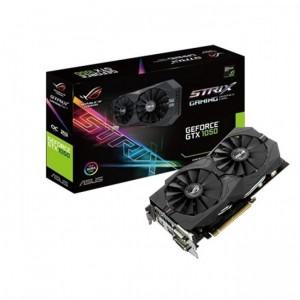 Видеокарта Asus GeForce GTX1050 2GB DDR5 Gaming Strix OC (STRIX-GTX1050-O2G-GAMING)