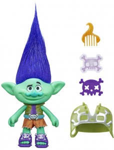 фото Набор Trolls 'Тролль' среднего размера (B6561) #2