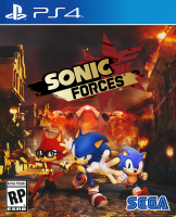 игра Sonic Forces PS4